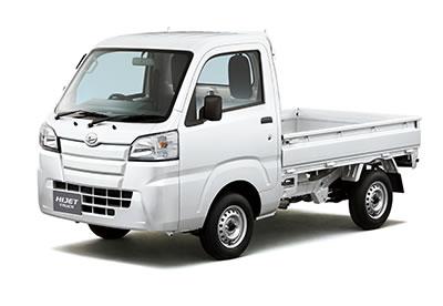 軽トラック(2人乗り)